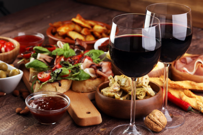 Accorder un Côtes-du-Roussillon